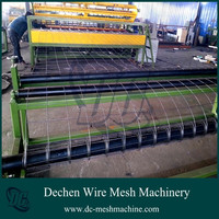 automatic feeding and welding mesh in rolls machine to make animal cages for birds rabbits and pets