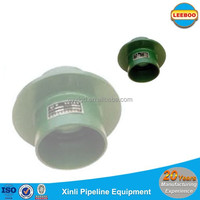 Rigid wall sleeves for steel and ductile iron pipes penetration
