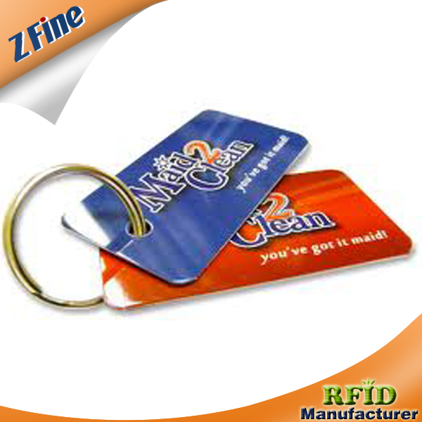 double sided full colour key tags