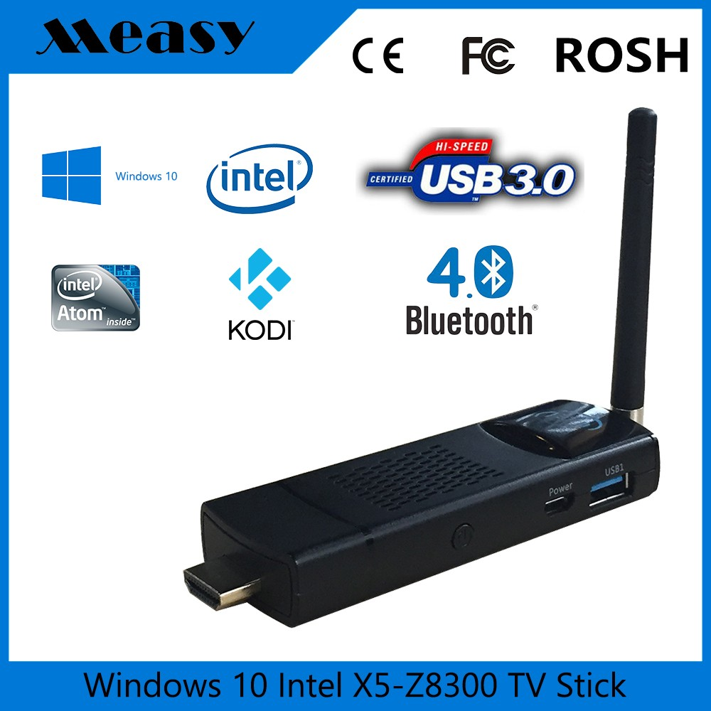 Measy T8C quad core X-Z8300 Mini Digital Tv Stick, Usb Internet Tv Stick, Android 4.1 Smart Stick Tv Box for windows 10