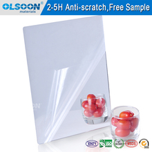 Guangzhou manufacture Olsoon acrylic mirror material cheap frameless compact mirror wholesale