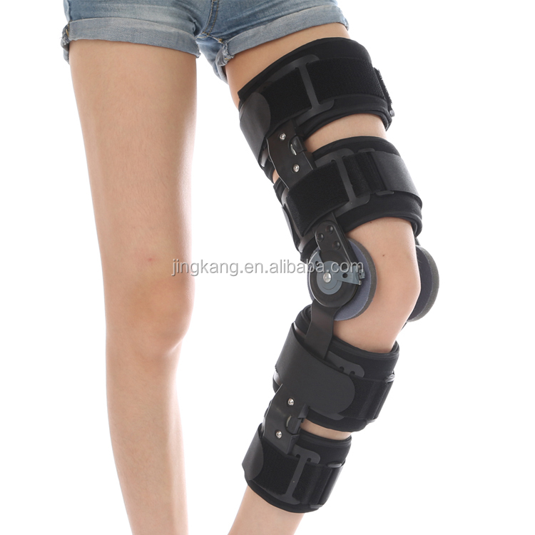 Hot sale length adjustable Knee cap protector knee support belt orthopedic knee support brace