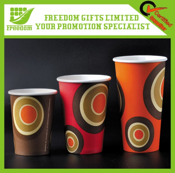 Logo Printed High Quality Paper Coffee Cup