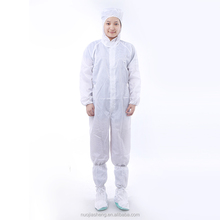 anti-static fabric for uniforms and work clothes/ESD cleanroom smock/ESD coverall