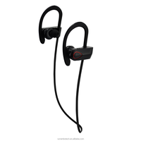 Comfortable to wear sport bluetooth headphone earphone headset for iphone for samsung for lg