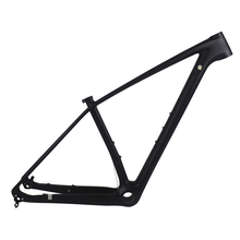 "ORGE 29er Cycling bicycle FM040 axle 142*12mm carbon frame mtb 29"" frame"