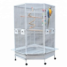 8501 wholesale cheap iron pet bird cage parrot cage for sale