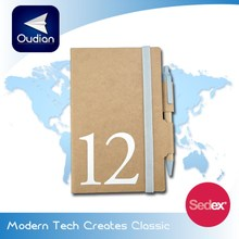 OEM Stationery From China Notebook With Pen,Notebook With Logo