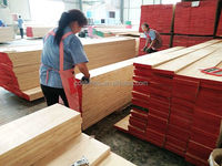 Linyi full pine LVL board for construction