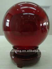Promotional colorful Acrylic/resin/PMMA solid ball