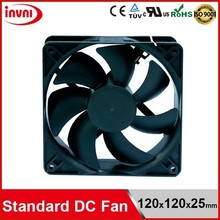 Standard SUNON 12025 National 120mm Exhaust 120x120 48V DC Axial Flow Cooling Fan for Power 120x120x25 mm (EEC0254B2-0000-A99)