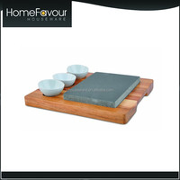 Urgent Delivery England Design Durable Lava Stone For Pizza