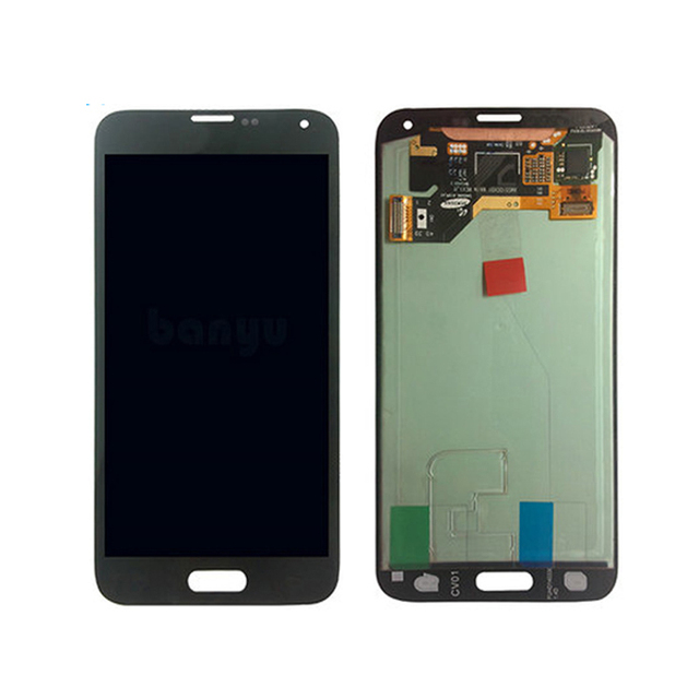 Wholesale high copy assembly lcd touch screen for samsung galaxy s5 sm-g900