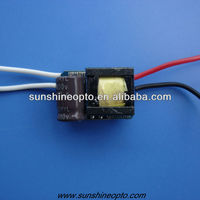 12v dc 3w power supply for E27/GU10 Lamps