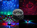 New LED Sun Magic Ball Effect Light Portable Disco/ Party/celebration lights