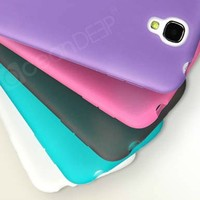 promotional TPU case fake model for samsung galaxy s4 i9500