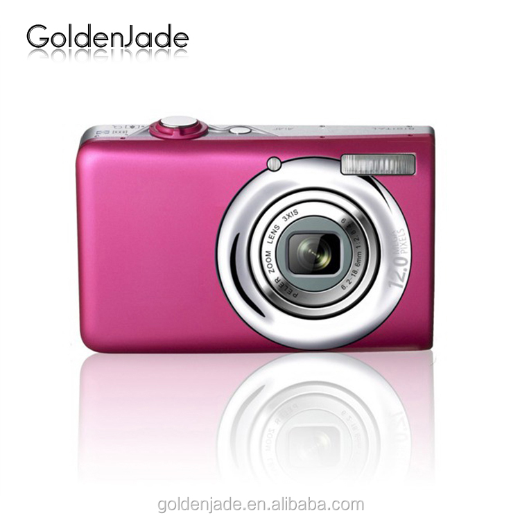 "15.0Mega Pixels Very Cheap Digital Camera with 2.7"" Screen For Promotion and Gift Used"