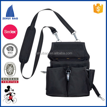 14 Pocket Professional Electrician's Tool Pouch