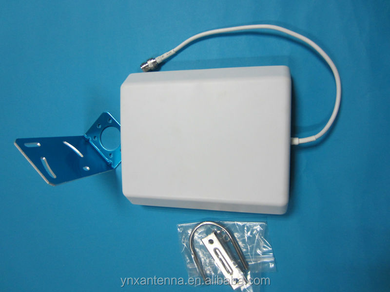 Yetnorson Indoor/Outdoor Panel antenna/wimax patch antenna for 2.4G/GSM/CDMA/3G/UMTS Amplifier/Repeater/Booster