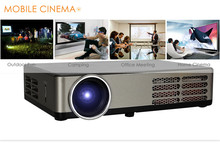 Native 1280*800 DLP projector 3D Full LED HD Android support Projector