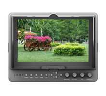 "1080p 7 inch lcd monitor with h dmi 7"" LCD Field Monitor with Advanced Functions for Full HD Camera"