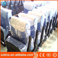 BNS luxury fold up used bus seats folding seat for sale
