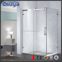Aluminum or stainless steel frame Good Quality Shower Cabin/Shower room/shower enclosure