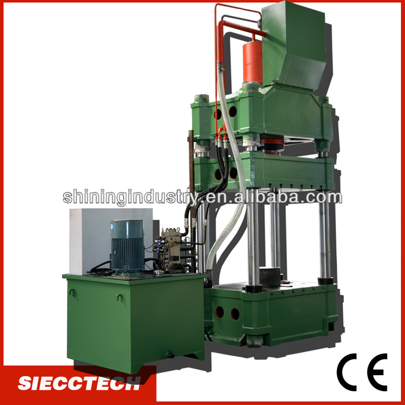 SIECC HYDRAULIC PRESS MACHINERY FOR METAL SHEET PUNCH STAMPING