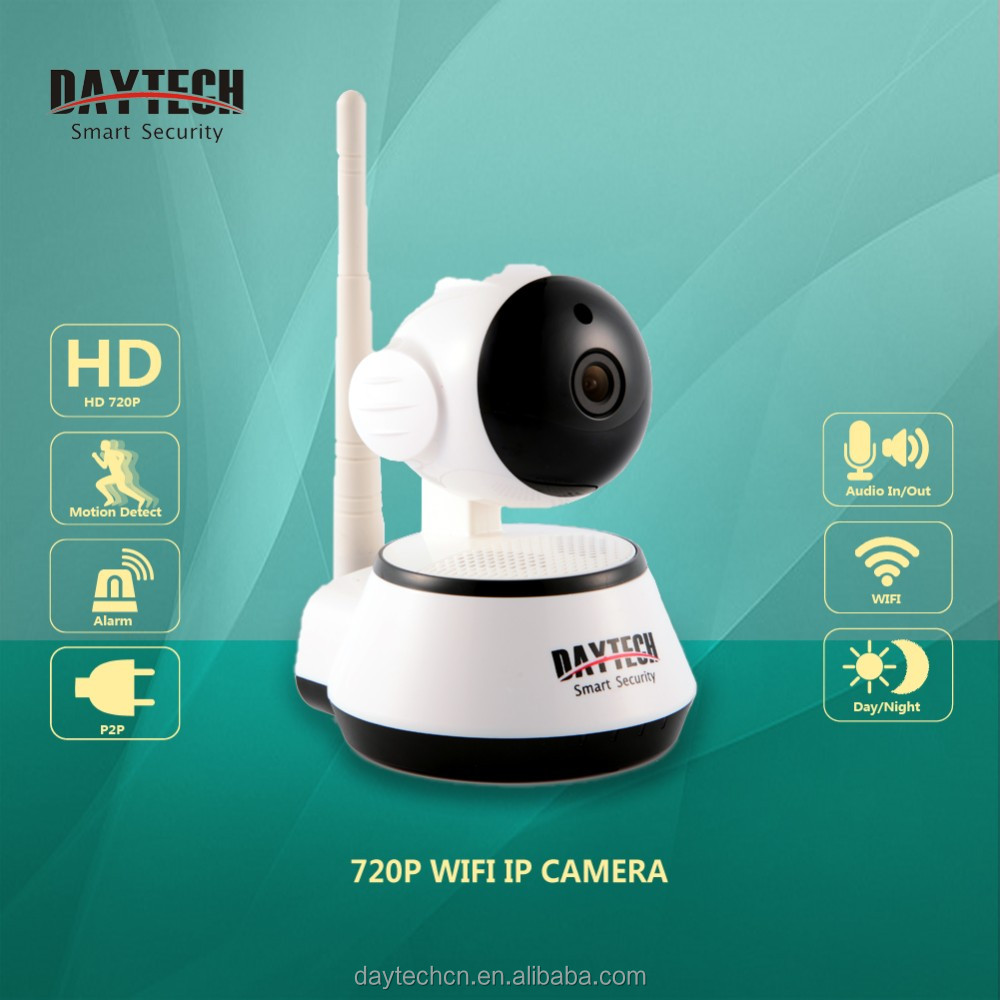 32G Storage ONVIF H.264 full hd 720P Home Security WIFI ip cctv camera