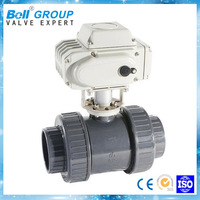 long stem PVC ball valve
