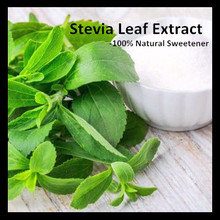 Best Replacement for Sugar Natural Stevia Sweetener Stevia Extract 97% Stevia Rebaudiana