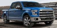 2015 Ford F150- New Aluminum body