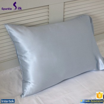 Exported To Worldwide Good Price 100% Silk Pillow Case Decorative