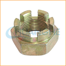 China manufacturer high quality supply a4 slotted round nut