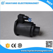 Online shop China GP80-4-A low voltage hydraulic bosch solenoid valve coil for rexroth hydraulic parts