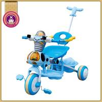 Steer And Stroll Basic Edition Girls Kids Toddler 3 In 1 Trike