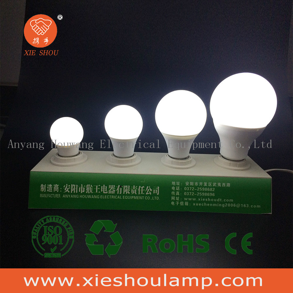 Saving 90% Energy ES Cold White Ultra Bright LED bulb light from China