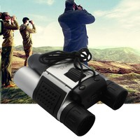 Promotions Newest Portable 1.3MP 10x25 Zoom Digital Camera Binoculars Telescope Video Recorder Camcorder DV
