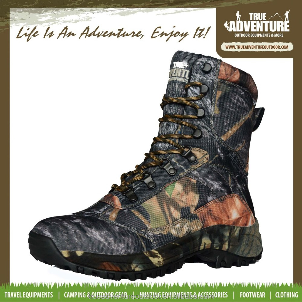 True Adventure TA2-004 2015 Hotsale Outdoor Hunting Camouflage Tactical Hunitng Camouflage <strong>Boots</strong>