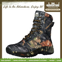 True Adventure TA2-004 2015 Hotsale Outdoor Hunting Camouflage Tactical Hunitng Camouflage Boots