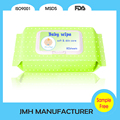 2016 New Design Moist comfort baby wipes with top quality