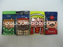 6pcs poly cotton wet towel