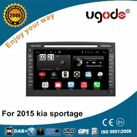 China wholesale 8 inch capacitive touch screen car stereo for kia sportage 2015 2016 with dvd gps navigation radio 3g wifi