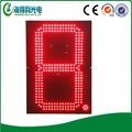 Hotsale red,green tube color Numbers for Led Boards