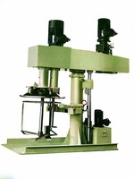 Butterfly Type Dispersion Machine Dual Shaft Agitator