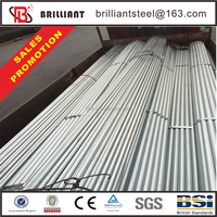galvanized steel cross arm galvanized iron pipe price seamless steel pipe