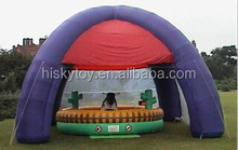 Big discount and top quality PVC inflatable cube tent,inflatable clear dome tent,inflatable transparent bubble tent