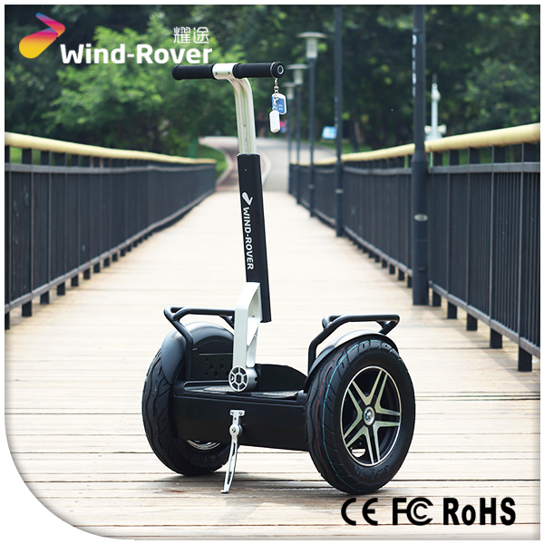 Recreational vehicles 2 wheels self-balancing long range electric scooter