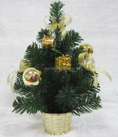 New style tabletop 30cm mini artificial christmas tree