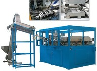 Automatic PET injection stretch blow molding
